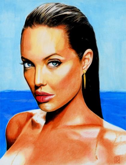 Angelina Jolie por tomjogi